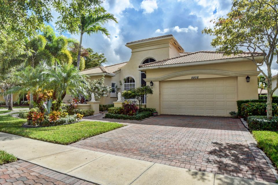 Single Family Home for Sale at 8808 Via Prestigio 8808 Via Prestigio Wellington, Florida 33411 United States