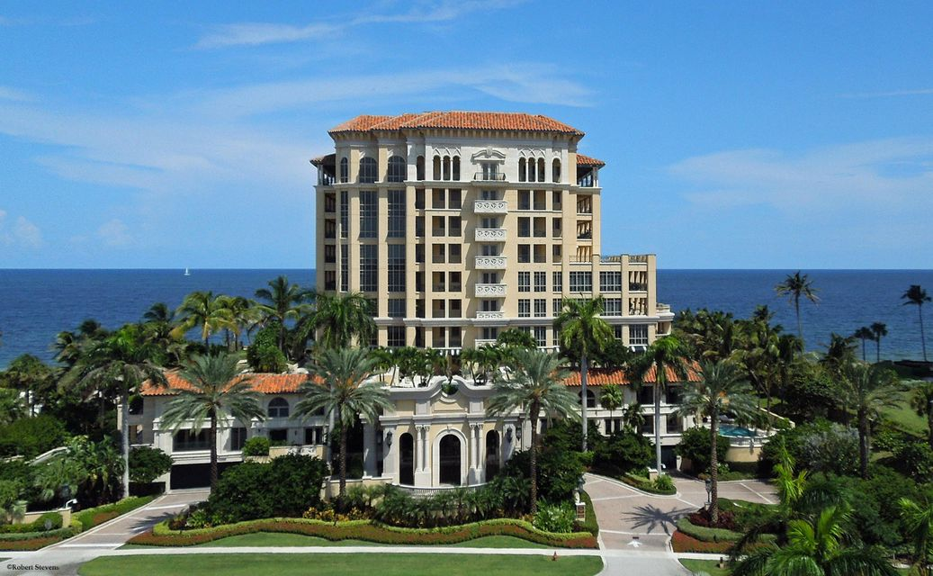 Condominium for Rent at 400 S Ocean Boulevard # R-27 400 S Ocean Boulevard # R-27 Boca Raton, Florida 33432 United States
