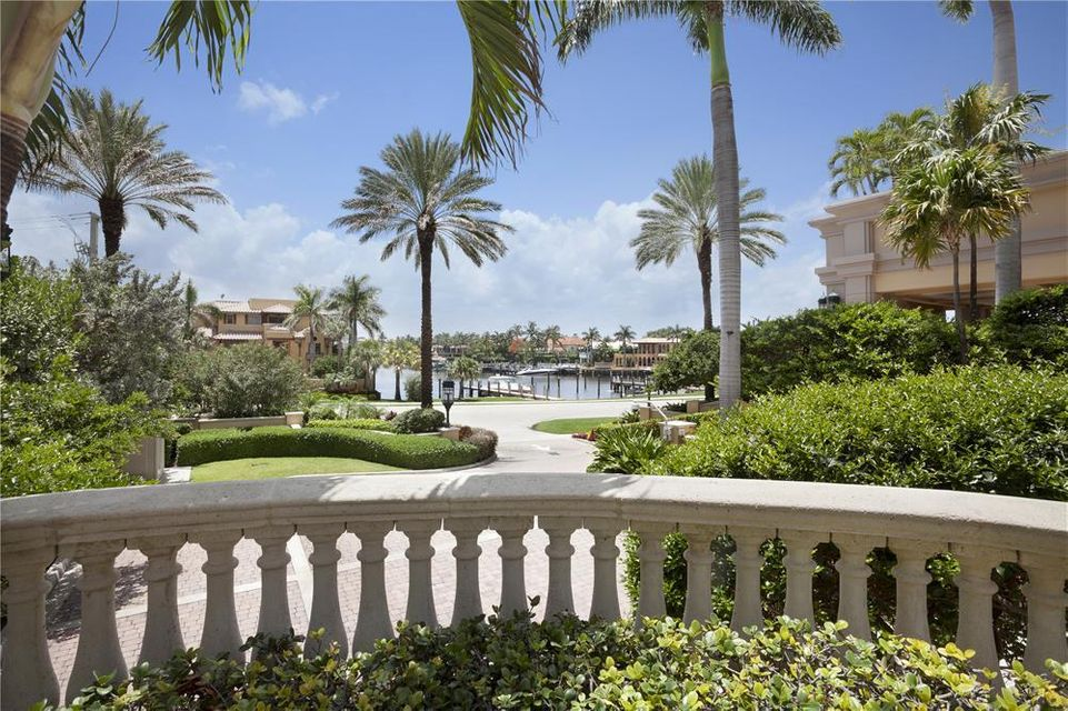 Additional photo for property listing at 400 S Ocean Boulevard # R-27 400 S Ocean Boulevard # R-27 Boca Raton, Florida 33432 United States