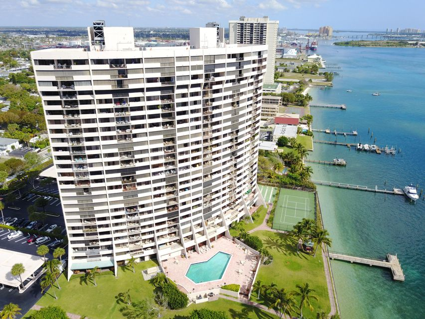 5200 N Flagler Drive 605 , West Palm Beach FL 33407 is listed for sale as MLS Listing RX-10380299 21 photos