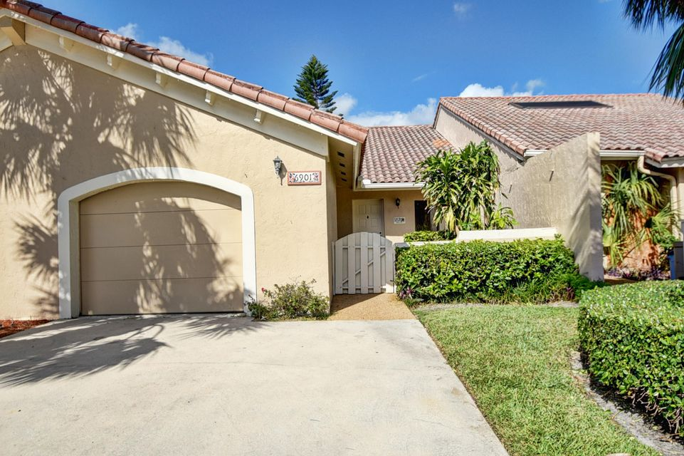 6905 Tiburon Circle  is listed as MLS Listing RX-10376078