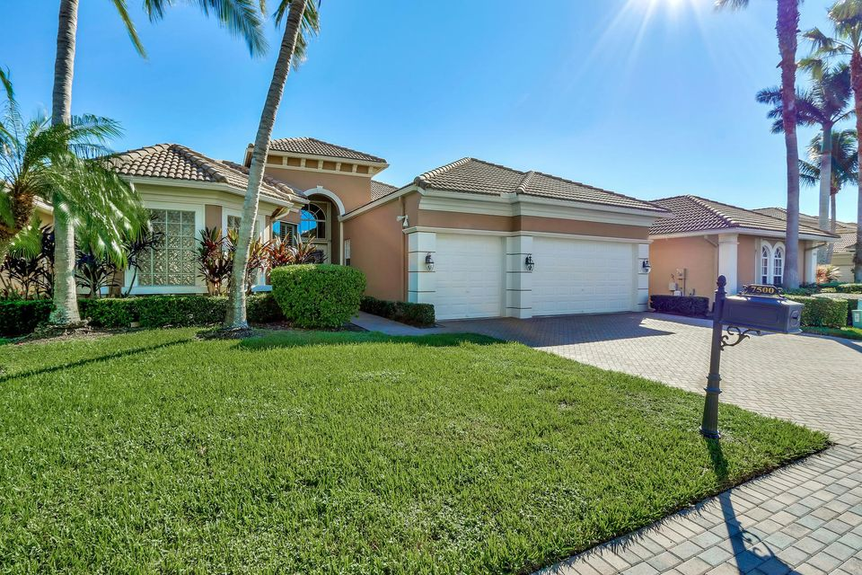 7500 Monte Verde Lane  West Palm Beach FL 33412
