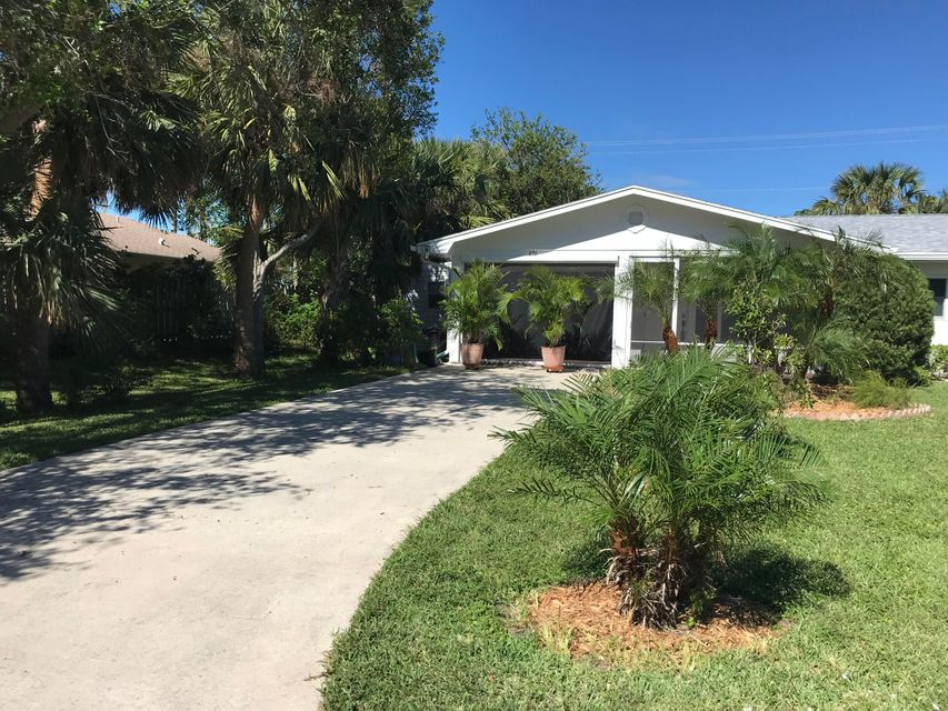 Single Family Home for Rent at 496 19th Place 496 19th Place Vero Beach, Florida 32960 United States