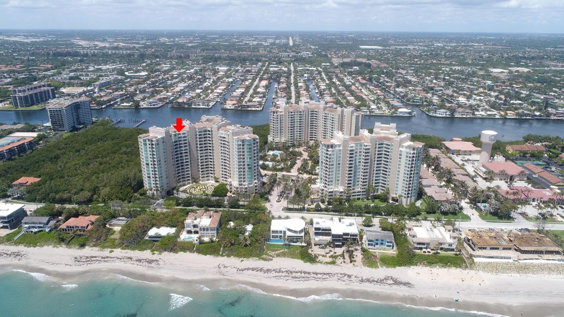 Condominium for Rent at 3740 S Ocean Boulevard # 504 3740 S Ocean Boulevard # 504 Highland Beach, Florida 33487 United States