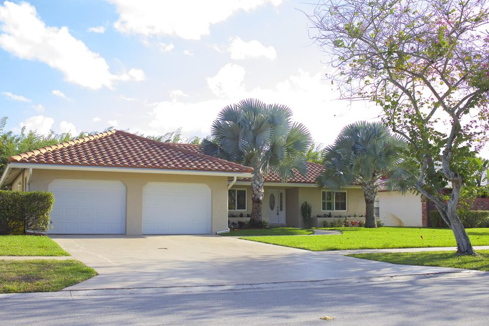 Single Family Home for Sale at 20050 Back Nine 20050 Back Nine Boca Raton, Florida 33498 United States