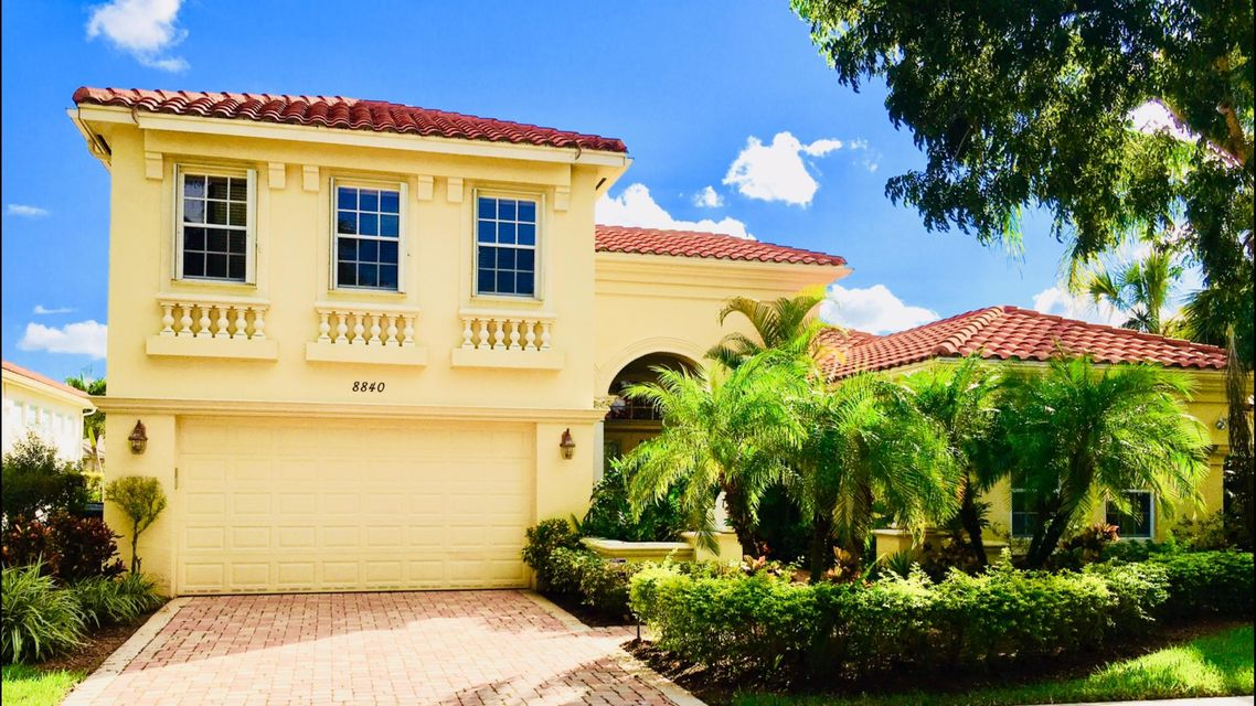 Single Family Home for Sale at 8840 Via Prestigio 8840 Via Prestigio Wellington, Florida 33411 United States