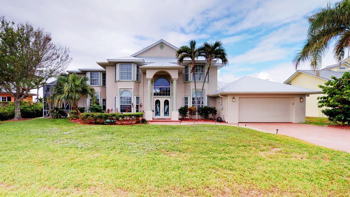 Single Family Home for Sale at 135 Dominion Court Hutchinson Island, Florida 34949 United States