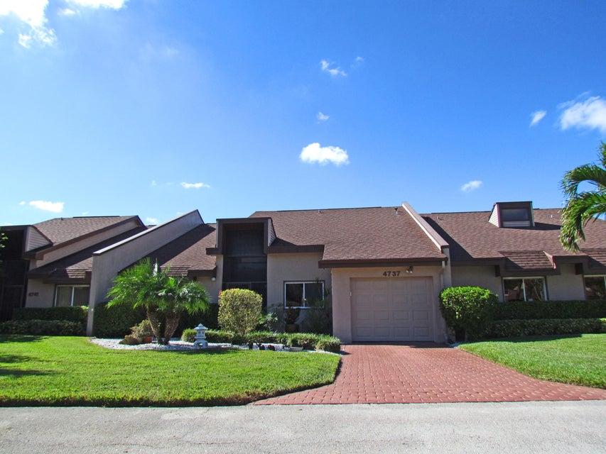 4737 Fountains Drive  Lake Worth, FL 33467