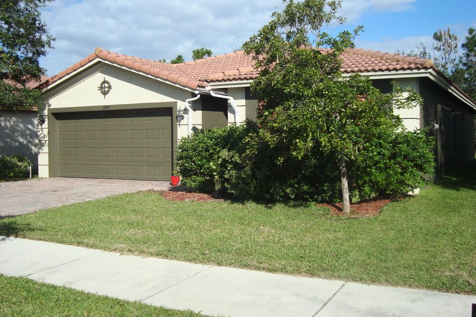 1997 SW Marblehead Way Port Saint Lucie, FL 34953 - MLS #: RX-10380739