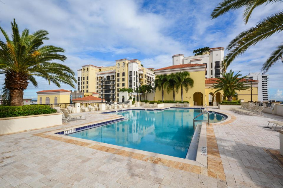 801 S Olive Avenue Unit 1614 West Palm Beach, FL 33401 - MLS #: RX-10361484