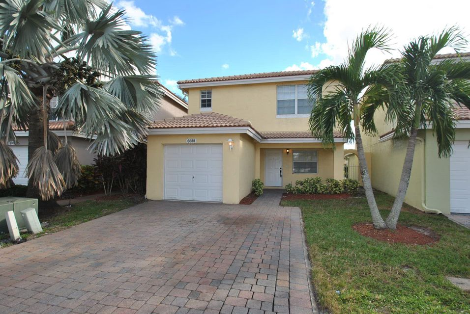 6688 Duval Avenue West Palm Beach, FL 33411 - MLS #: RX-10380822