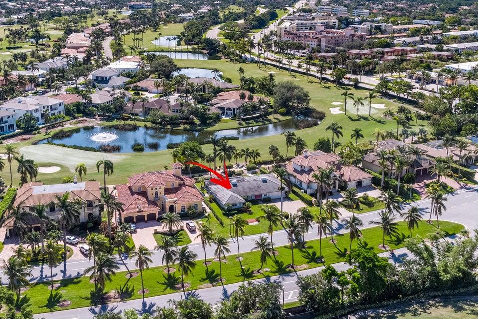 Single Family Home for Sale at 146 E Camino Real Boca Raton, Florida 33432 United States