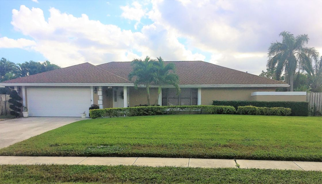 Single Family Home for Rent at 1873 Hollyhock Road 1873 Hollyhock Road Wellington, Florida 33414 United States