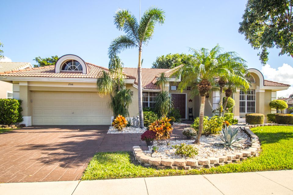 8035 Bellafiore Way  is listed as MLS Listing RX-10379407