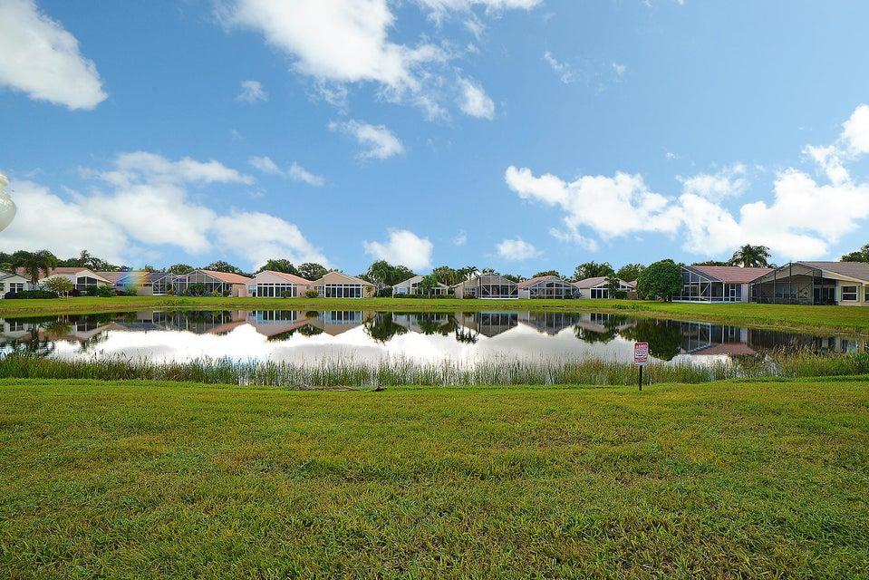 VALENCIA LAKES home 11681 Castellon Boynton Beach FL 33437