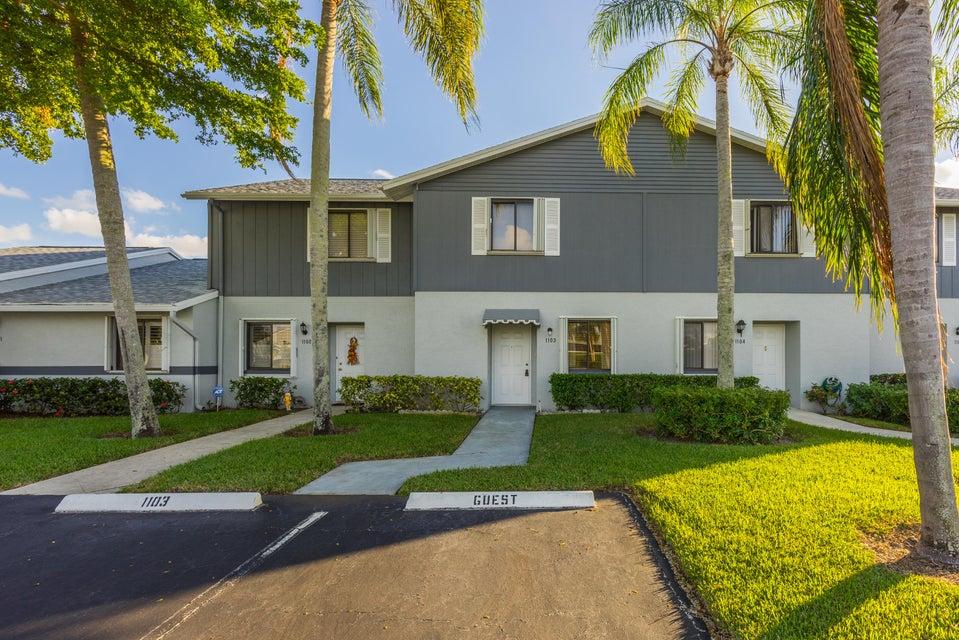 2641 Gately Drive 1103  West Palm Beach, FL 33415