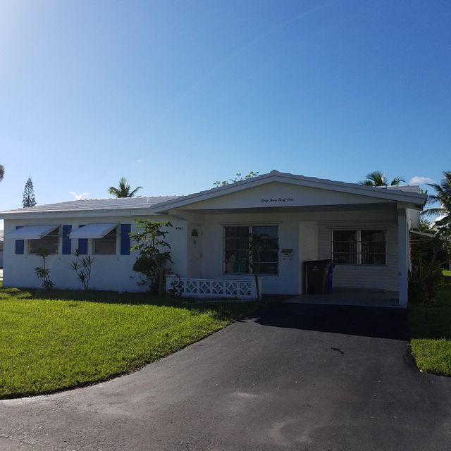 4341 NW 1 Terrace is listed as MLS Listing RX-10381290 with 14 pictures