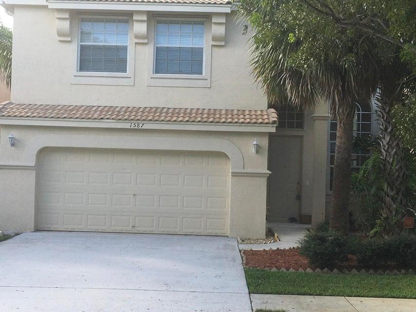 Férias para Locação às 1587 Briar Oak Drive 1587 Briar Oak Drive Royal Palm Beach, Florida 33411 Estados Unidos