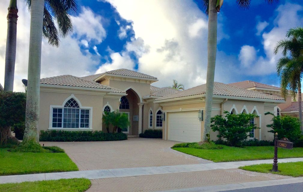 7684  Bella Verde Way is listed as MLS Listing RX-10381609 with 32 pictures