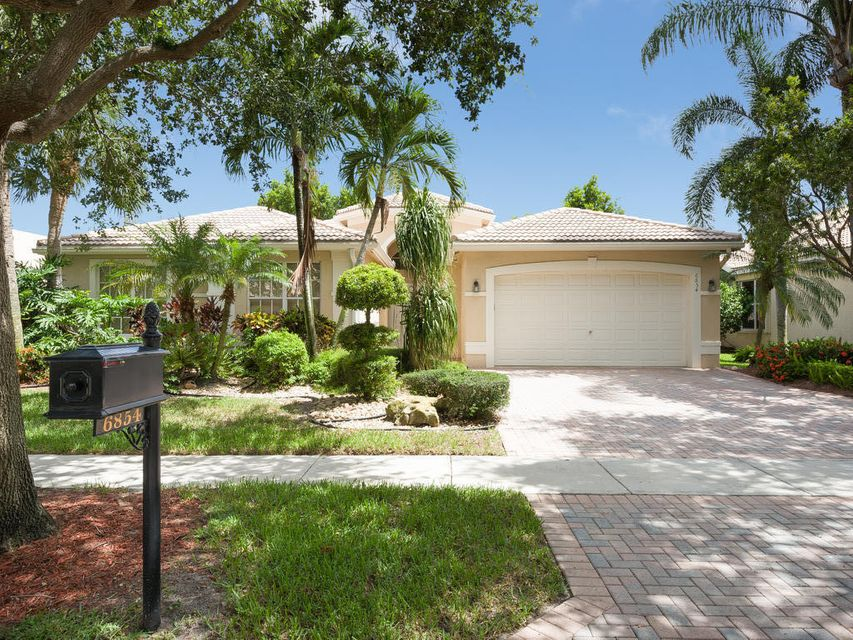 Additional photo for property listing at 6854 Fiji Circle 6854 Fiji Circle Boynton Beach, Florida 33437 United States