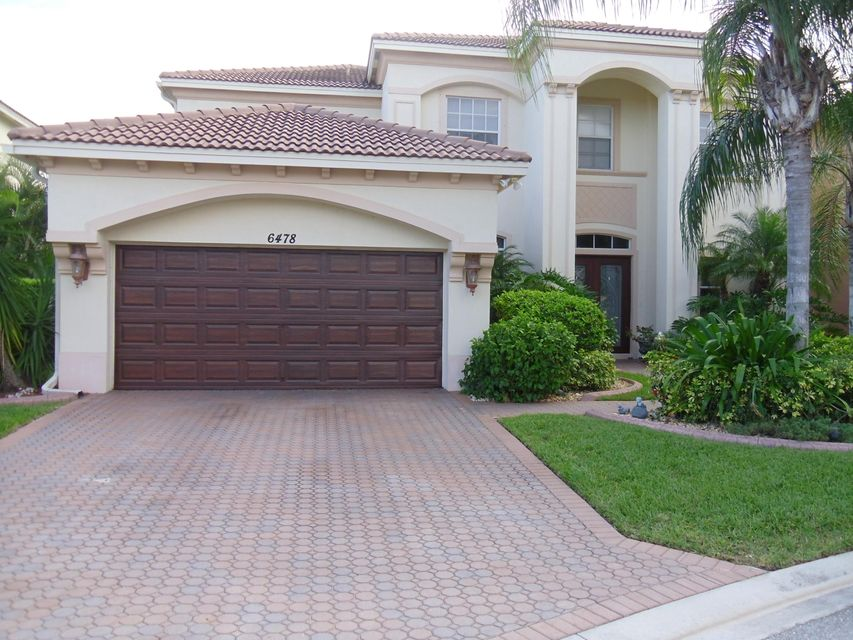 6478 Garden Court  West Palm Beach, FL 33411