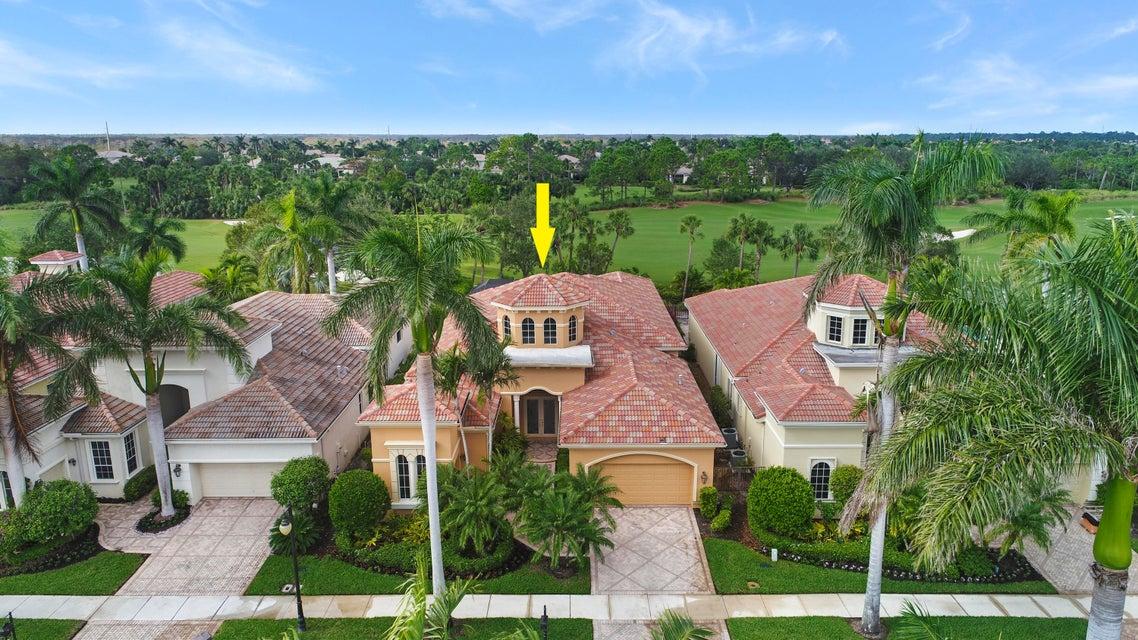 واحد منزل الأسرة للـ Sale في 115 Via Paradisio 115 Via Paradisio Palm Beach Gardens, Florida 33418 United States