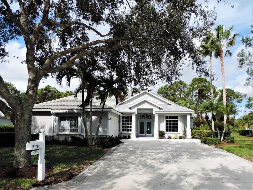 Single Family Home for Sale at 5379 SE Acadia Terrace Hobe Sound, Florida 33455 United States