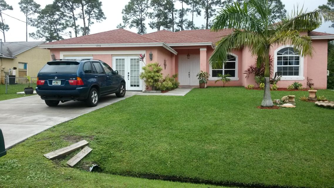 1752 SW Bonfire Terrace is listed as MLS Listing RX-10381752 with 7 pictures
