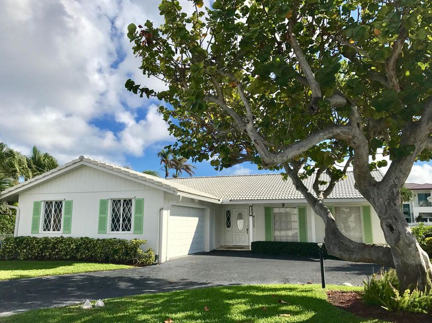 Single Family Home for Rent at 1006 White Drive 1006 White Drive Delray Beach, Florida 33483 United States