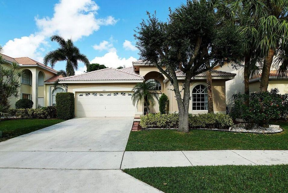 10911 Old Bridgeport Lane  Boca Raton FL 33498