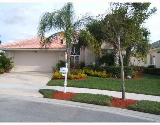 Single Family Home for Rent at 9156 Bay Harbour Circle 9156 Bay Harbour Circle West Palm Beach, Florida 33411 United States