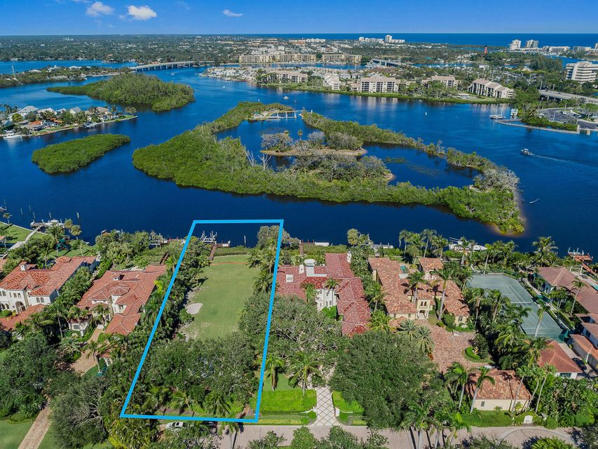 Single Family Home for Sale at 0 Old Jupiter Beach Road 0 Old Jupiter Beach Road Jupiter, Florida 33477 United States