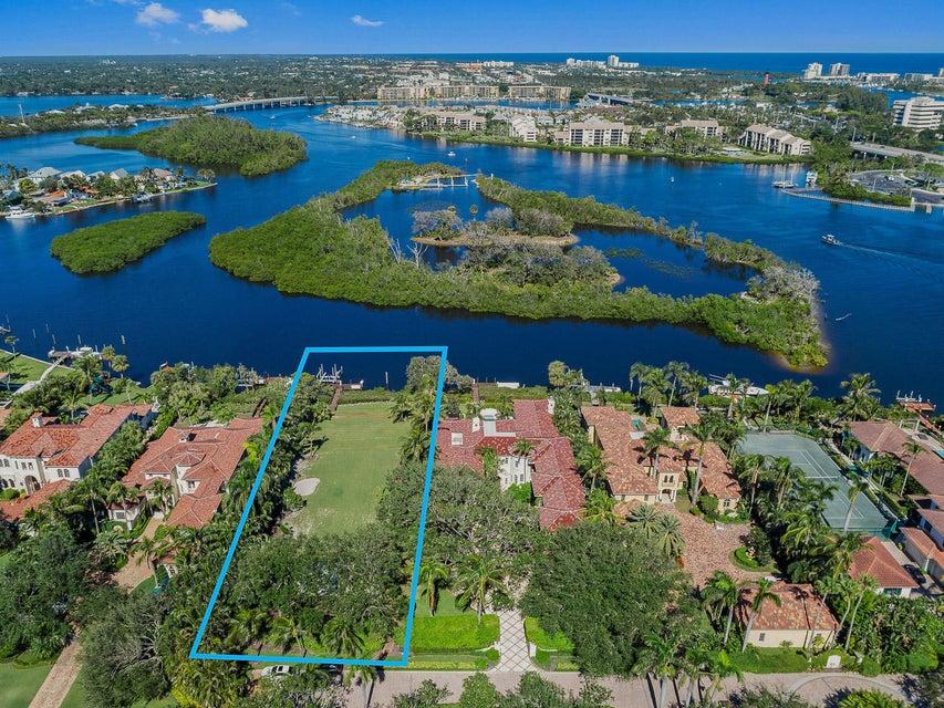 Частный односемейный дом для того Продажа на 0 Old Jupiter Beach Road 0 Old Jupiter Beach Road Jupiter, Флорида 33477 Соединенные Штаты