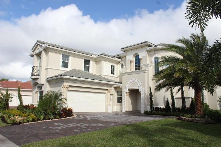 Single Family Home for Sale at 147 Rosalia Court 147 Rosalia Court Jupiter, Florida 33478 United States