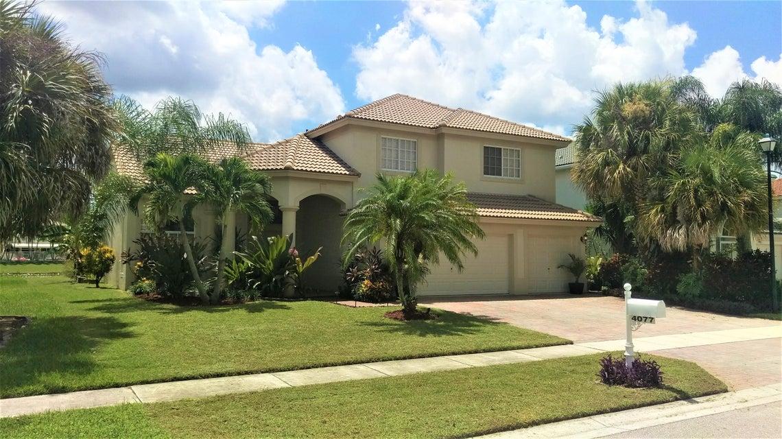 独户住宅 为 销售 在 4077 Bahia Isle Circle 4077 Bahia Isle Circle 惠灵顿, 佛罗里达州 33449 美国