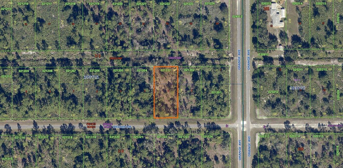 Single Family Home for Sale at 806 Orchid Drive 806 Orchid Drive Indian Lake Estates, Florida 33855 United States
