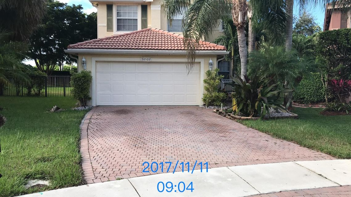 Single Family Home for Rent at 5121 Crescent Moon Drive 5121 Crescent Moon Drive Greenacres, Florida 33463 United States