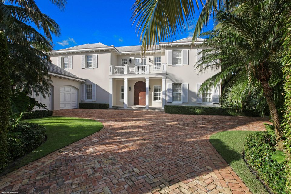 231 Nightingale Trail  Palm Beach FL 33480