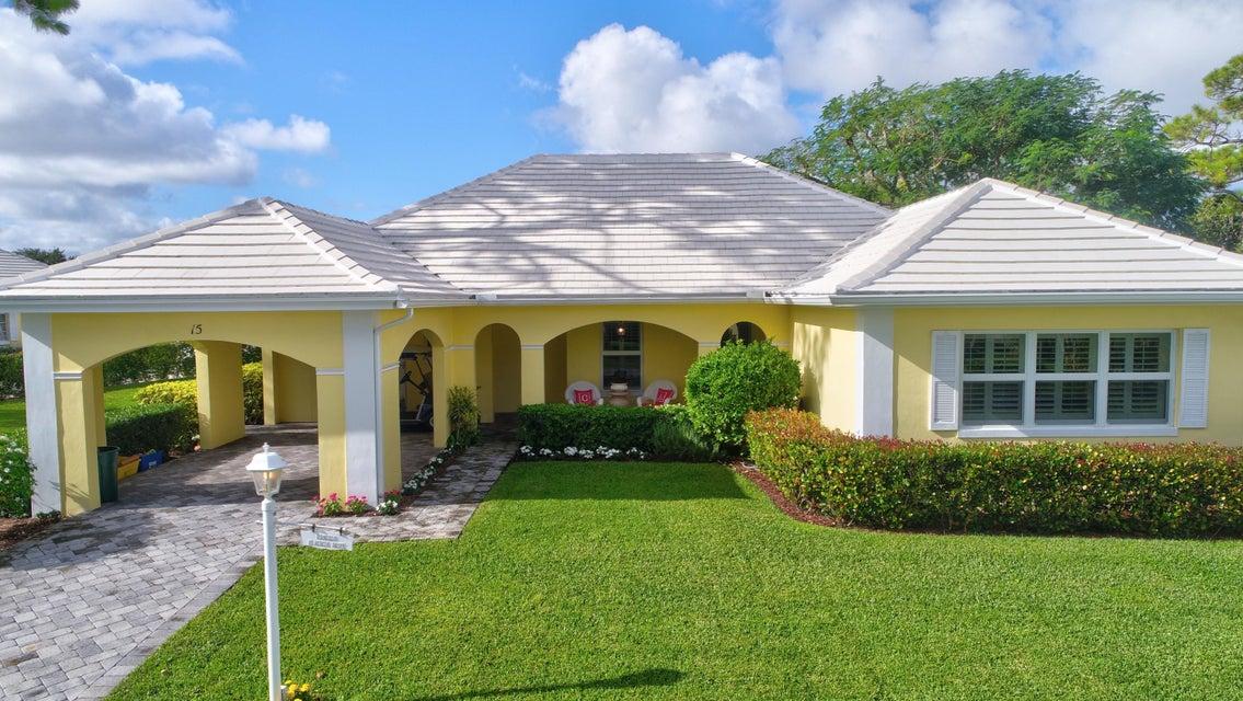 15 Acacia Drive  Boynton Beach FL 33436