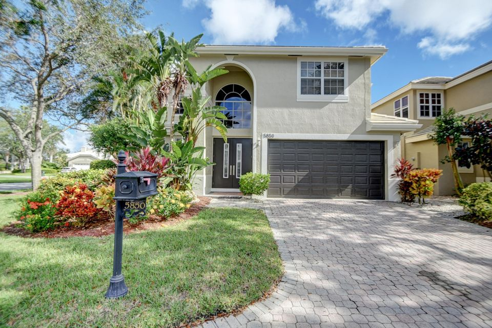 5850 NW 42nd Terrace  Boca Raton FL 33496