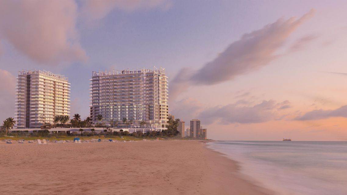 3100 N Ocean Drive is listed as MLS Listing RX-10382280 with 7 pictures