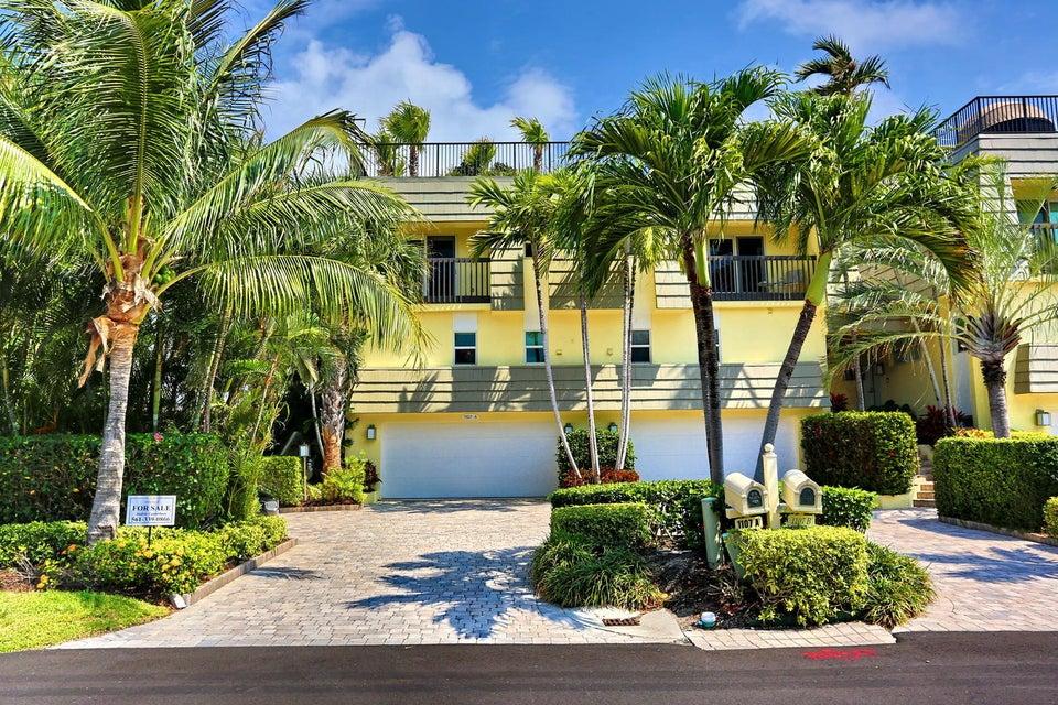 Stadthaus für Verkauf beim 1107 Russell Drive 1107 Russell Drive Highland Beach, Florida 33487 Vereinigte Staaten