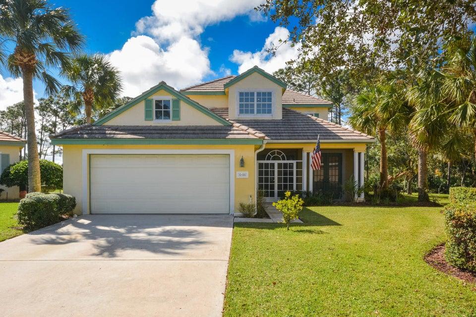 Single Family Home for Sale at 6666 SE Seven Oaks Lane Stuart, Florida 34997 United States
