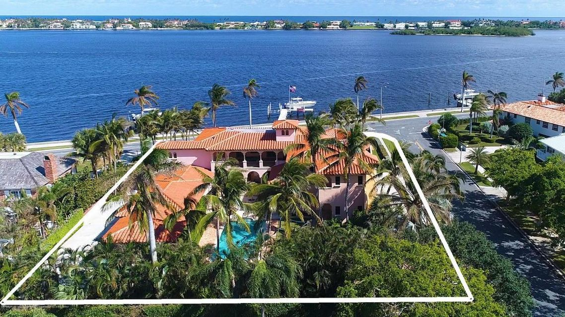 Single Family Home for Sale at 6215 S Flagler Drive 6215 S Flagler Drive West Palm Beach, Florida 33405 United States