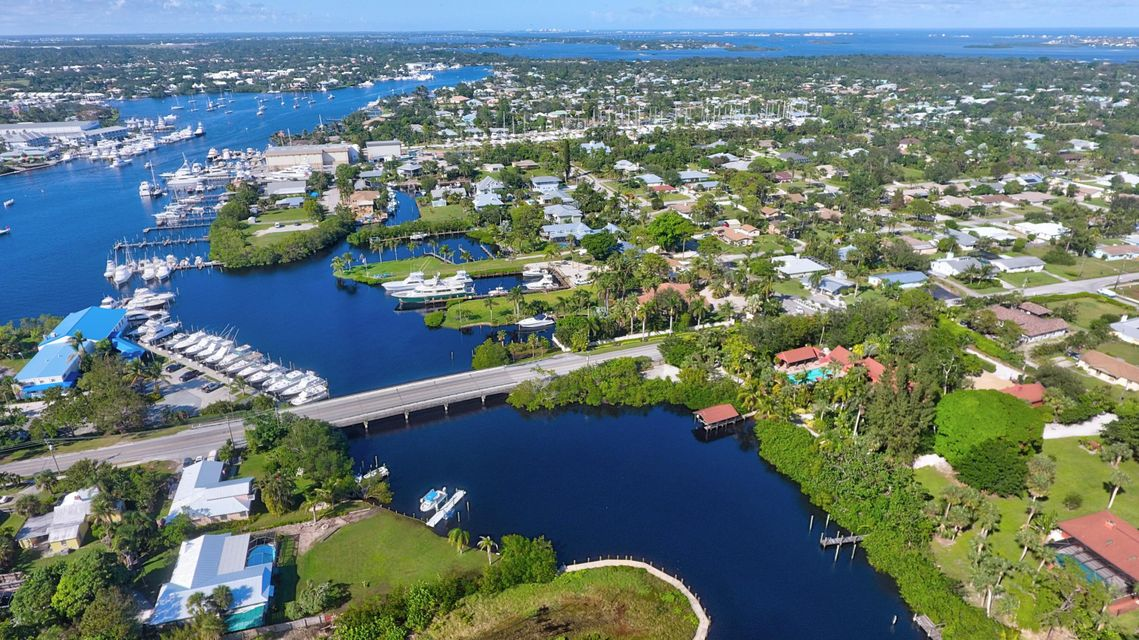 Single Family Home for Sale at 000 SE Anchorage Road 000 SE Anchorage Road Stuart, Florida 34997 United States