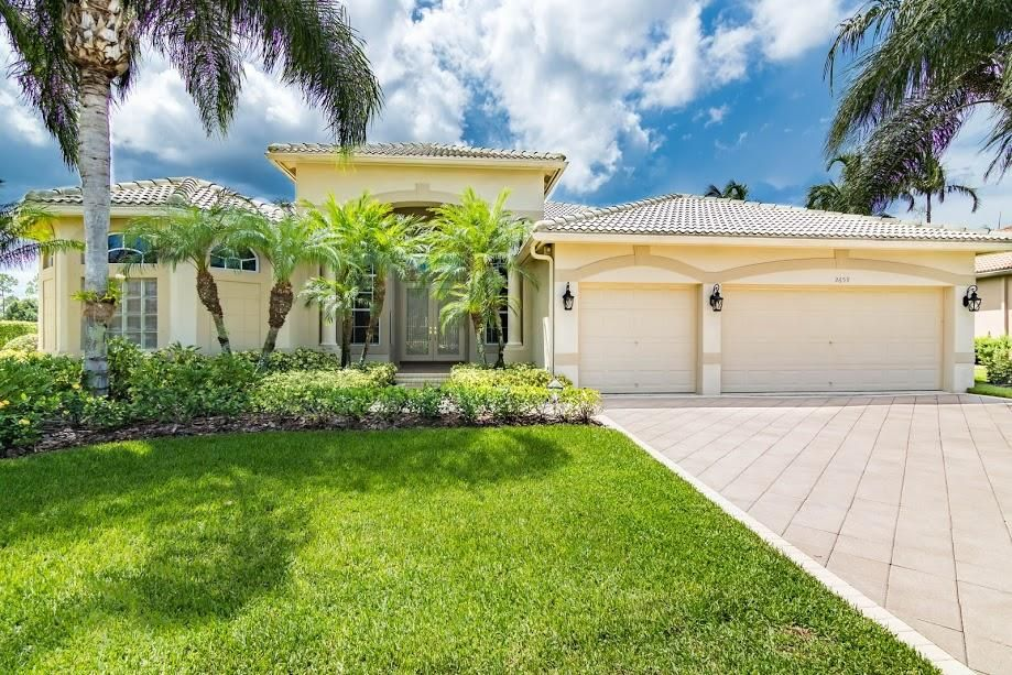 Casa Unifamiliar por un Venta en 2659 Windwood Way 2659 Windwood Way Royal Palm Beach, Florida 33411 Estados Unidos
