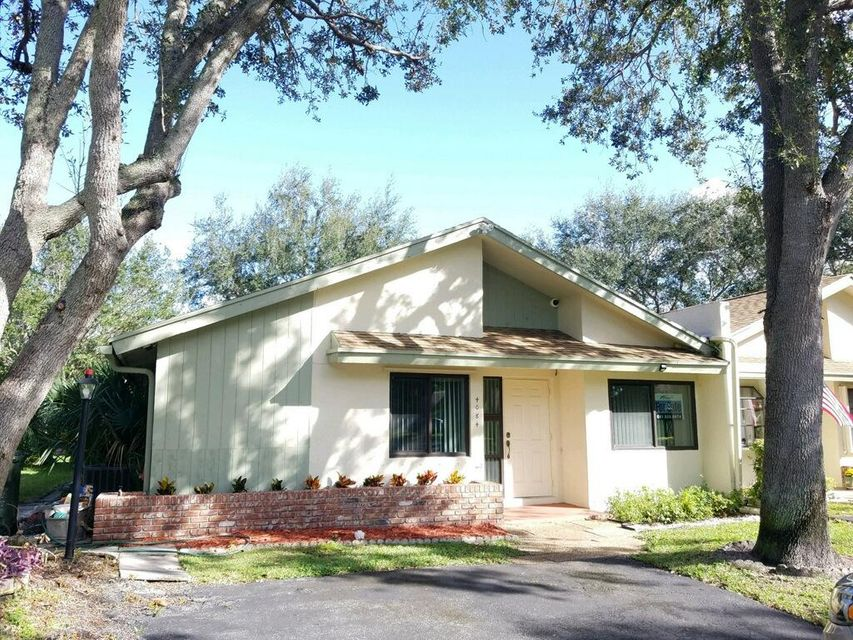 Villa for Sale at 4084 Palm Forest Drive S 4084 Palm Forest Drive S Delray Beach, Florida 33445 United States