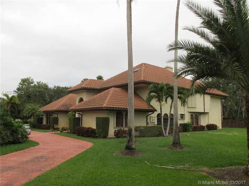 Single Family Home for Sale at 11869 SW 43rd Court 11869 SW 43rd Court Davie, Florida 33330 United States