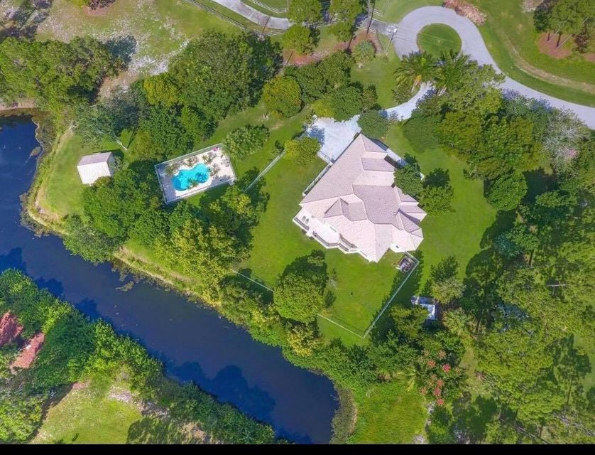Single Family Home for Sale at 3201 SW Holly Lane Palm City, Florida 34990 United States
