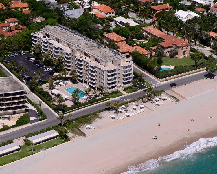 Ocean Towers North Condo 170 N Ocean Boulevard